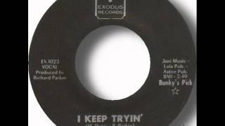 Fred Hughes - I Keep Tryin