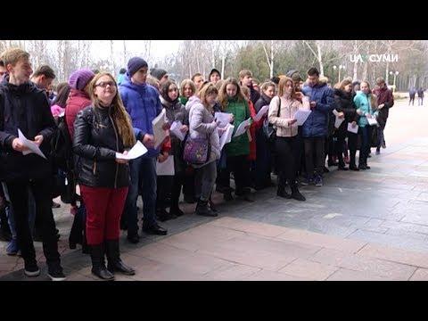 UA:СУМИ: На Сумщині явка на пробне ЗНО з української мови та літератури склала 97,7%