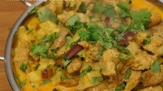 Pork Pineapple & Coconut Milk Curry - How To Cook Great Food