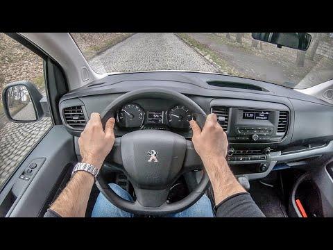 Peugeot Expert (2019) | 4K POV Test Drive #201 Joe Black