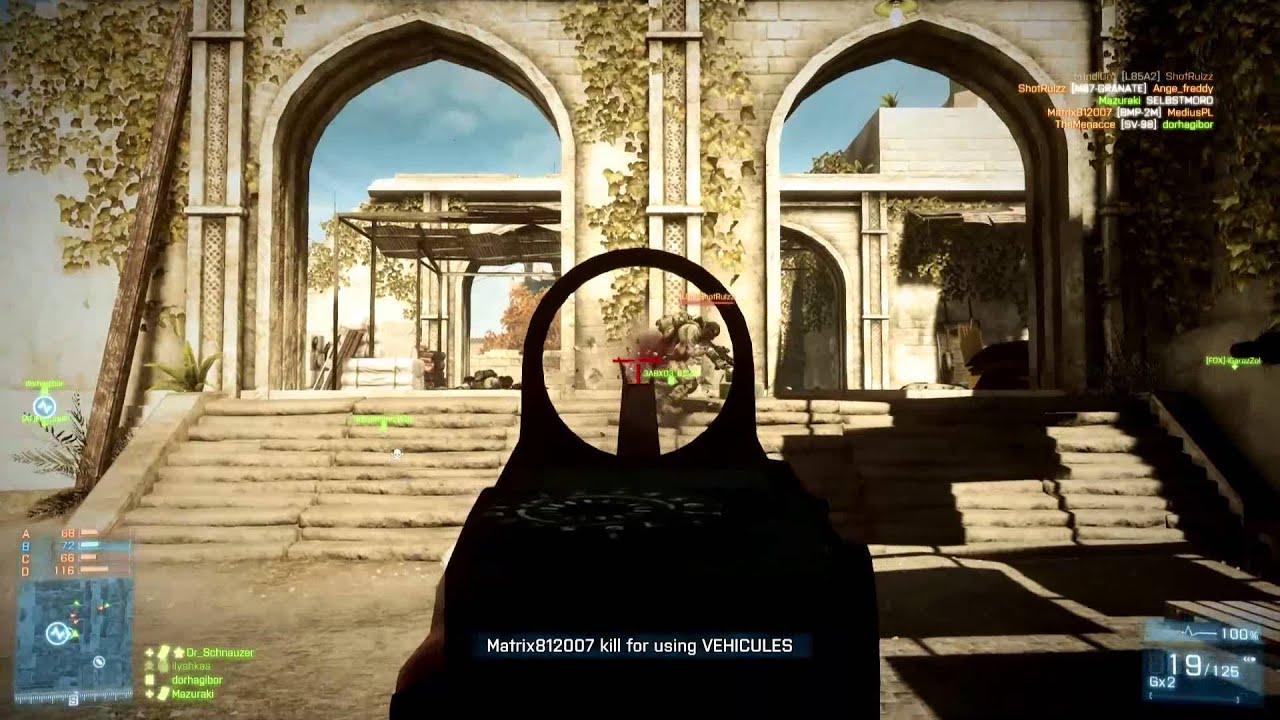 Lets Play Battlefield 3 [#006][HD][Deutsch] Squad Deathmatch Talah ...