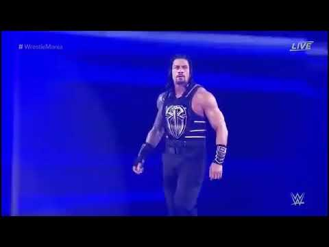 #WWE #21 #Feb #2019, #Roman Reigns vs #Brock Lesnar