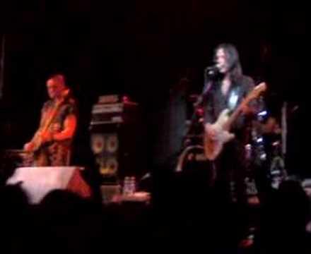 Richie Kotzen  Stand Live @Sottotetto Bologna Italy 3/7/2007