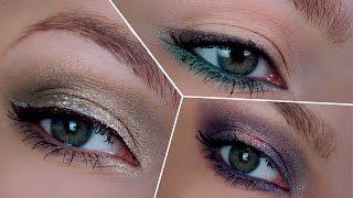 Новые тени Bourjois и 3 макияжа с ними(В этом видео я делаю обзор на все новые оттенки теней Bourjois и демонстрирую их в действии в трех разных макияж..., 2016-08-11T14:00:03.000Z)