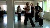 Hung Gar Moi Fah Kuen Tao De La Fleur De Prunier Youtube