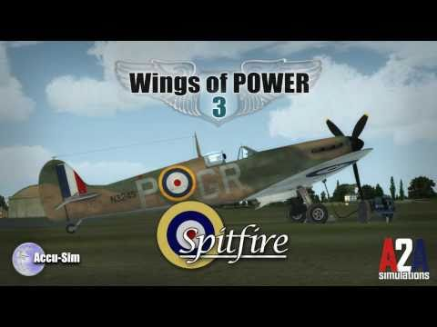 Wings of Power 3: Spitfire (Accu-Sim)