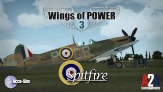 Wings of Power 3: Spitfire (Accu-Sim)