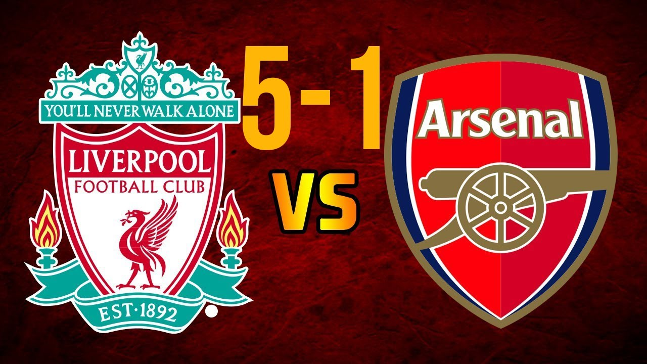 liverpool vs arsenal - photo #26