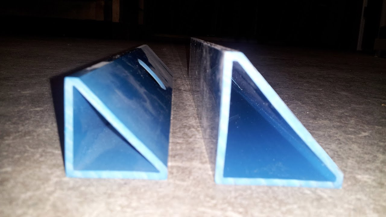 Plastic Pvc Countertop Form Edges For Concrete Countertops Forming Reusable Flat Edging Expressions Ltd