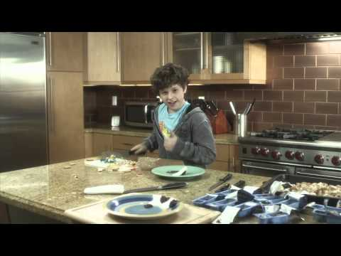Absentee Parent Cooking  with Nolan Gould