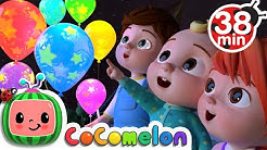 New Years Song + More Nursery Rhymes & Kids Songs - CoComelon