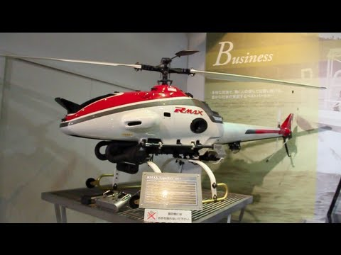 Los 10 Inventos 2014 besides Swords To Plowshares Experts See Farming As Next Big Use For Drones also Japan Made Variant Series Helicopter also 160367650569 additionally Watch. on yamaha rmax helicopter