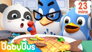 Baby Panda's Thanksgiving Celebration   Magical Chinese Characters   Baby Care   Baby Song   BabyBus