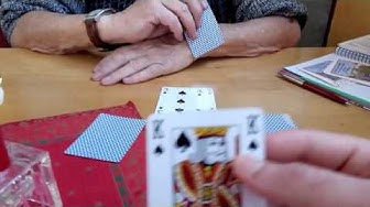 """Die badische Version des Kartenspiels """"17 und 4"""" leicht erklärt"""