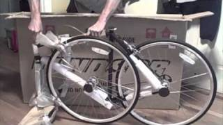 Singlespeed Bike from Bikes Direct - the Unboxing