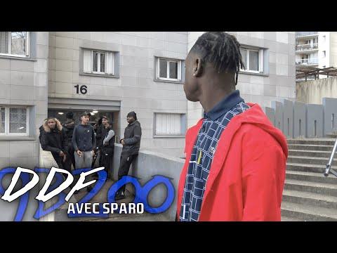 GabMorrison - Visite du quartier DDF à Saint-Denis avec Sparo