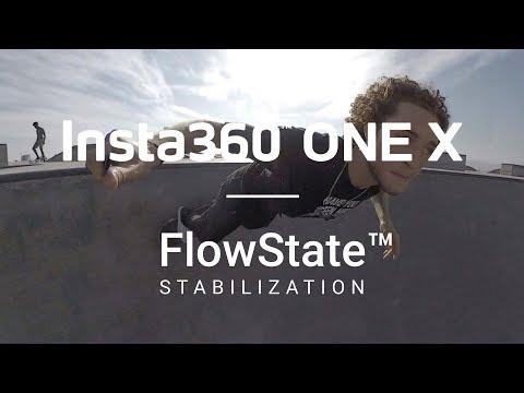 Insta360 ONE X - FlowState Stabilization