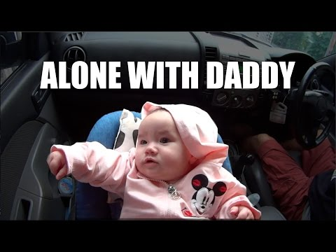 Alone with Daddy in Bali