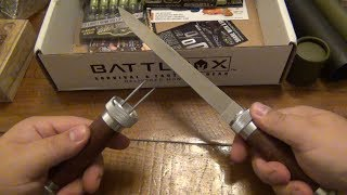 BATTLBOX : Mission 55 (September 2019) I Can't Believe They Added This Knife !!!