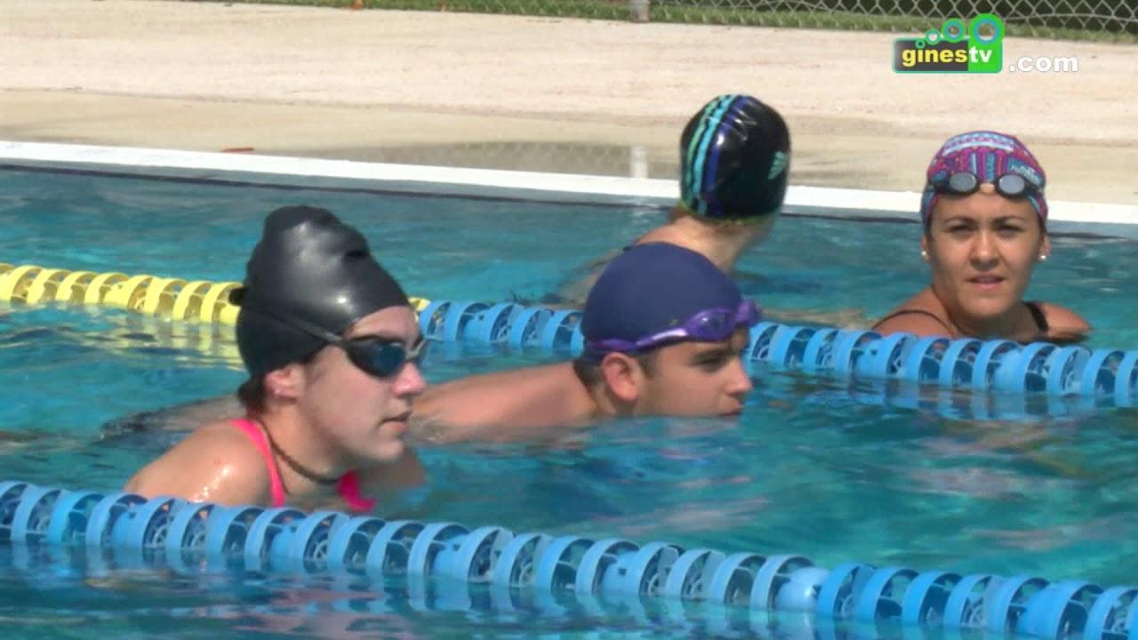 Abren las inscripciones para los cursos de natación de junio