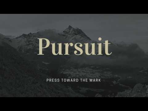Worship Sounds // Pursuit // Instrumental