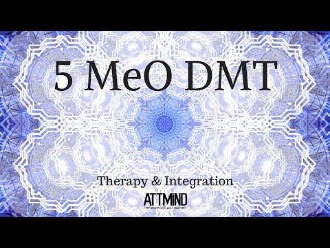 5-MeO-DMT Therapy and Integration | Rafael Lancelotta ~ ATTMind 71