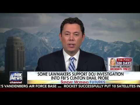Fox Business:  Chaffetz talks about the Congressional agenda during a Trump Administration, 1/15/17