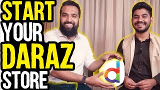 How to sell on Daraz? Interview of Daraz Top Seller | Step by Step Explained