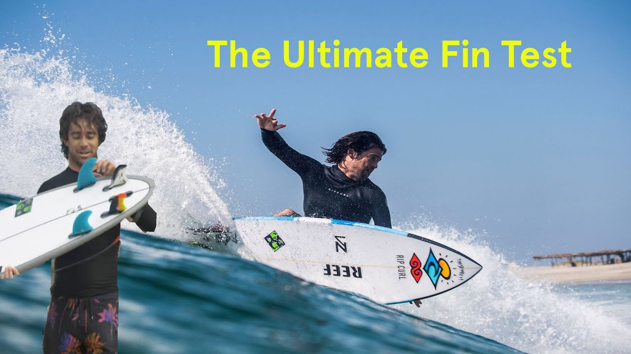 Download Electric Acid Surfboard Test: Mason And Coco Ho Test Every FCS Surf Fin You Can Imagine