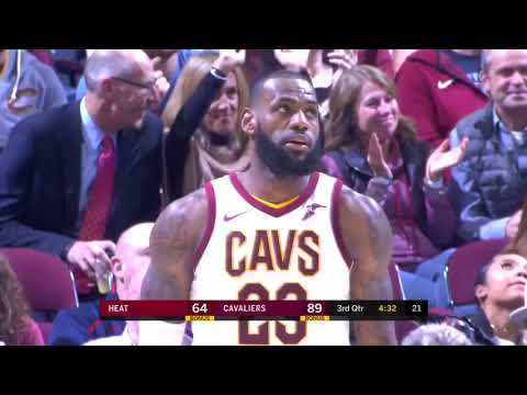 LeBron James Wins Eastern Conference Player of the Week   Week 7