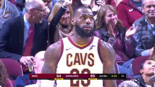 LeBron James Wins Eastern Conference Player of the Week | Week 7