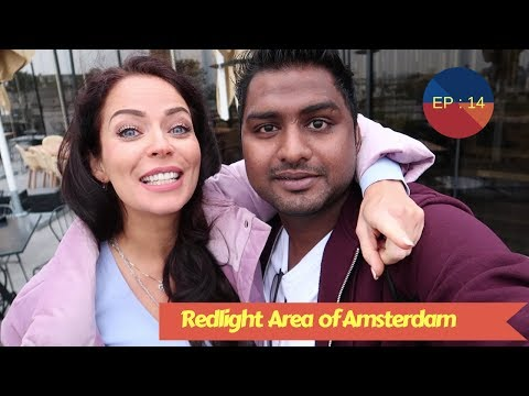 Inside Story Of Red Light Area  In Amsterdam || Europe || Must Watch