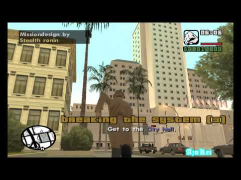 GTA San Andreas DYOM: [Stealth Ronin] The Nemesis (part2) (720p)