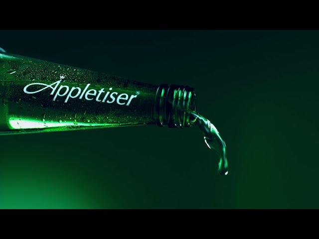 Appletiser, Naturalmente Irresistível