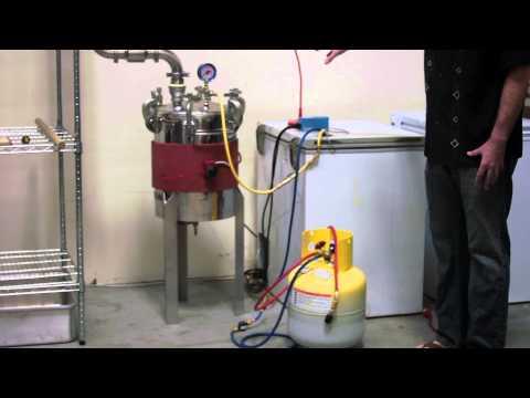 Liquid Solvent Extraction Equipment