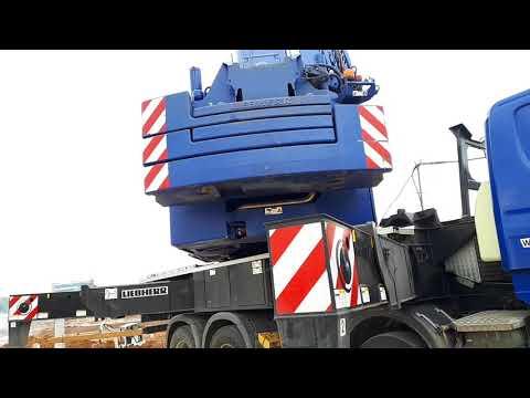 Автокран Liebherr LTF 1060-4.1