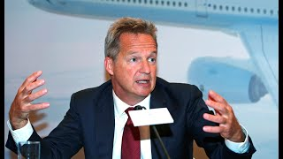 CEO of Cathay Pacific Airways resigns