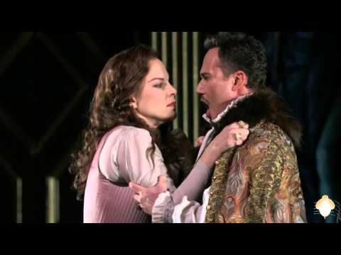New York, Metropolitan Opera House: Roberto Devereux 2016 (highlights)