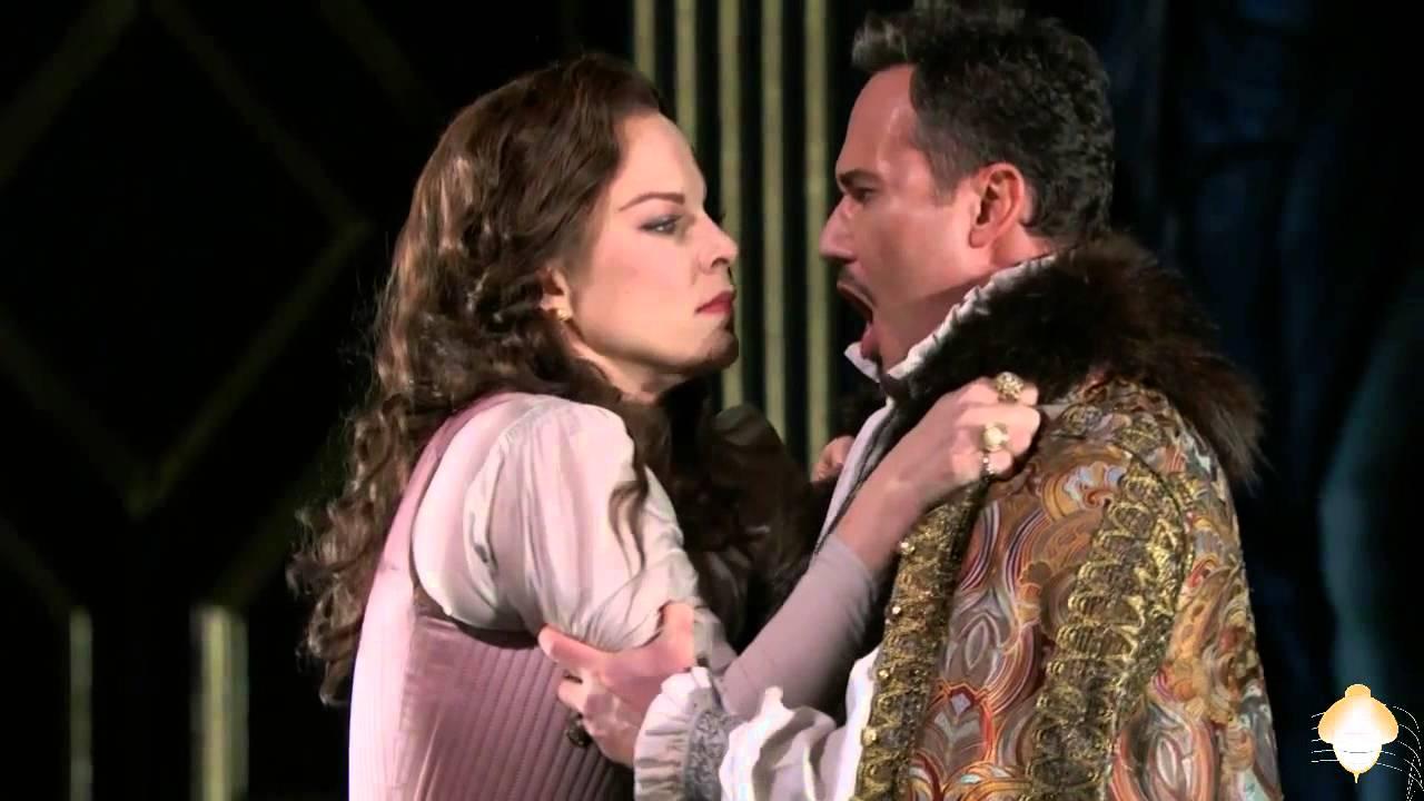 In Arte Nino 2016 new york, metropolitan opera house: roberto devereux 2016 (highlights)