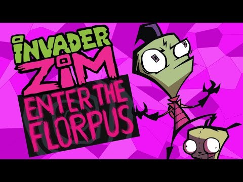 What is a Florpus? Invader Zim Trailer Analysis - Crowned Cryptid