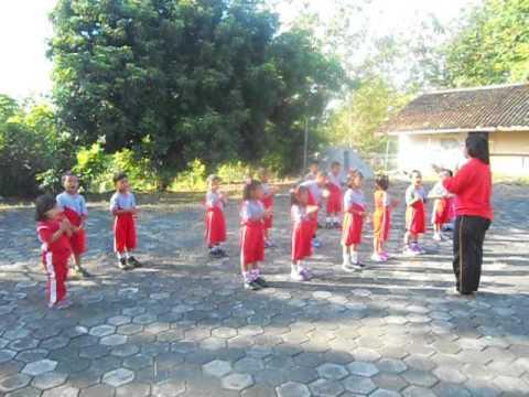 Lagu Taman Kanak Kanak , lagu anak TK Pertiwi Puloharjo 1 - Eromoko 2017