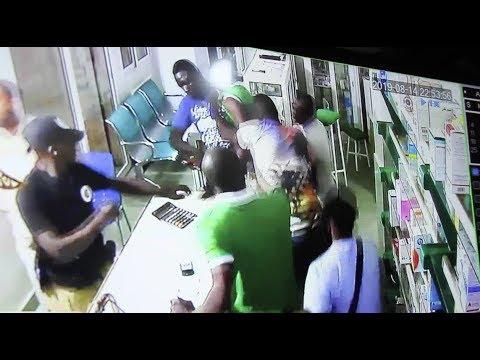 """Le ''DIAYE DOOLE"""" du commissaire Sangaré au Dr Cheikhouna GAYE de la Pharmacie Fadilou Mbacké"""