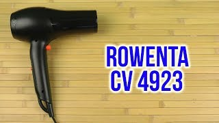 Розпакування ROWENTA CV 4923 F0