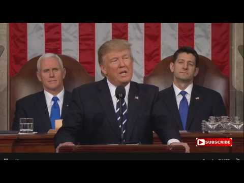 President Donald Trump Full Speech to Joint Session Of Congress   HD