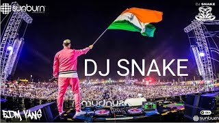 India Tour With Dj Snake 😍