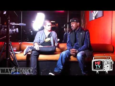 Kurtis Blow interview and live performance at Tone nightclub Sydney 2011