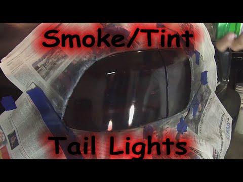 DIY: Smoke / Tint your Taillights