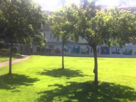 Tour de Genève Parc Botanique