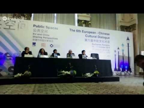 6TH European-Chinese Cultural Dialogue. Closing Ceremony