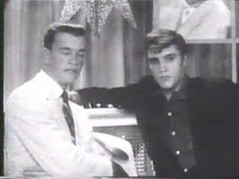 Elvis Presley Rare Interview Memphis, TN 1956
